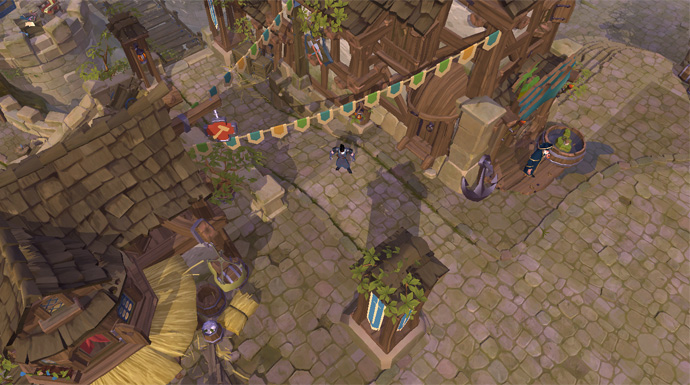 Albion Online Introduces New Biome Cities Gameplayplus