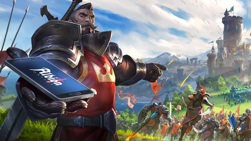 Mobile MMORPG Games