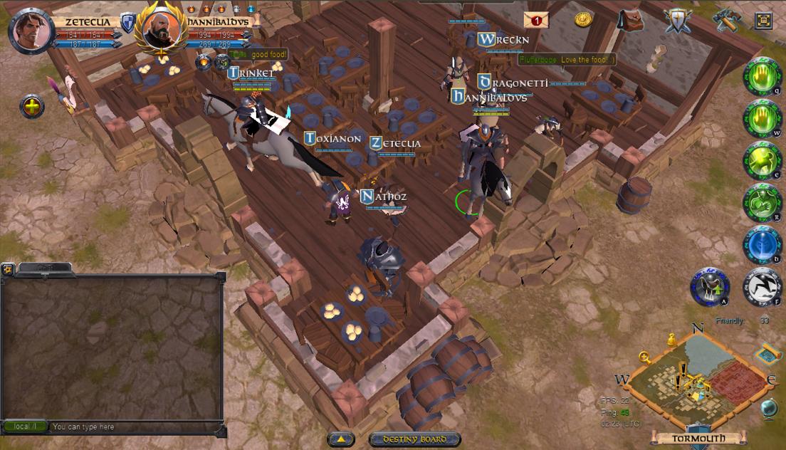 Le MMORPG Sandbox Fantasy | Albion Online