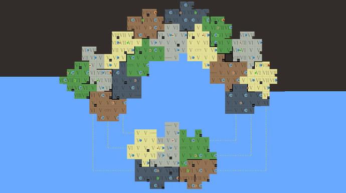 Brand New Sandbox MMORPG Albion Online - Online world map