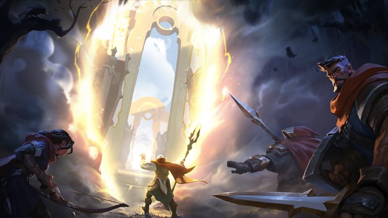 Sandbox MMORPG в фэнтези-сеттинге   Albion Online