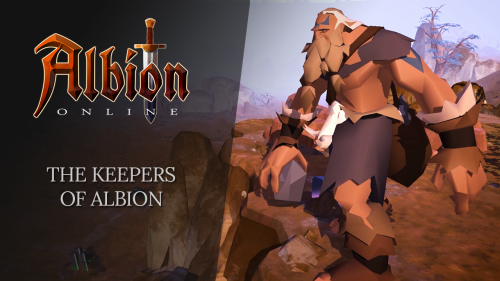 The Ancient Keepers of Albion