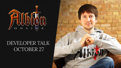 Albion Online Developer Talk (October 27)