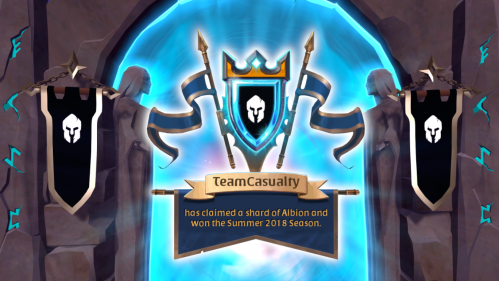 Team Casualty se apodera de la Temporada 3 de GvG