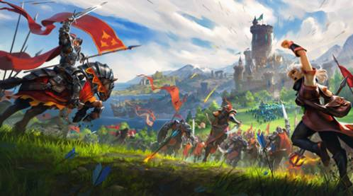 Albion Online est maintenant Free-to-Play