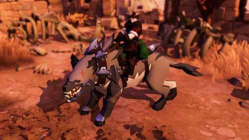 Claim Your Ironjaw Hyena Mount Skin